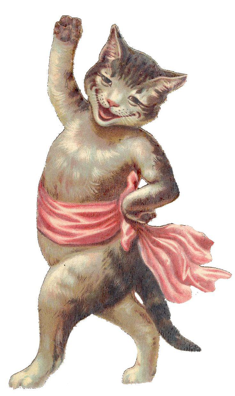 EKDuncan - My Fanciful Muse: KittyCat Masquerade