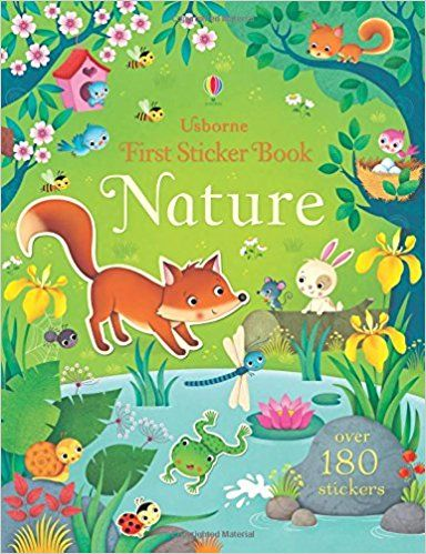 First Sticker Book: Nature: over 180 stickers First Sticker Books: Amazon.de: Felicity Brooks, Federica Iossa: Fremdsprachige Bücher
