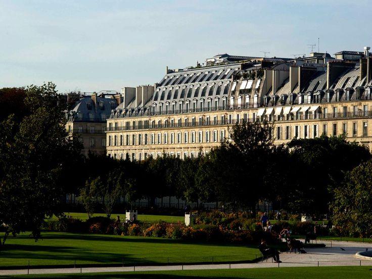 Le Meurice, Paris: France Hotels : Condé Nast Traveler