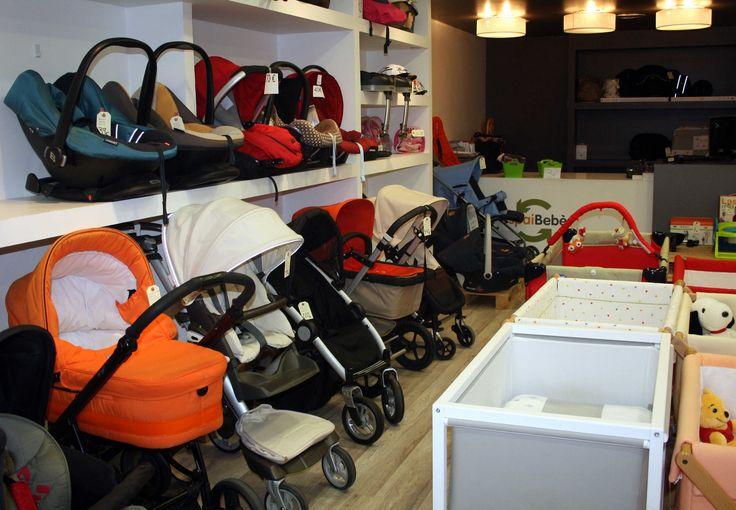 Interior zona Carros de bebés Segunda Mano en Espaibebè