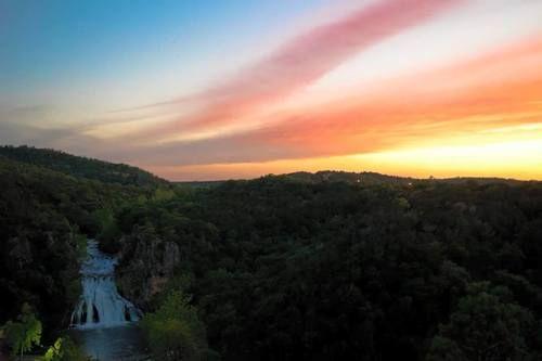 17 Best Ideas About Oklahoma Waterfalls On Pinterest