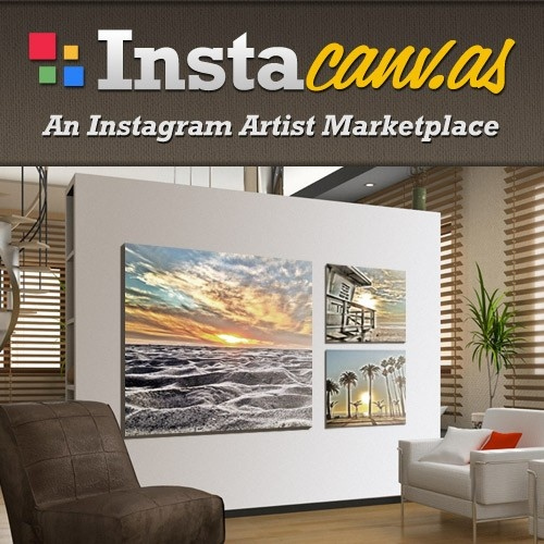 Instacanvas is a marketplace to buy, sell, and discover Instagram art and photography.