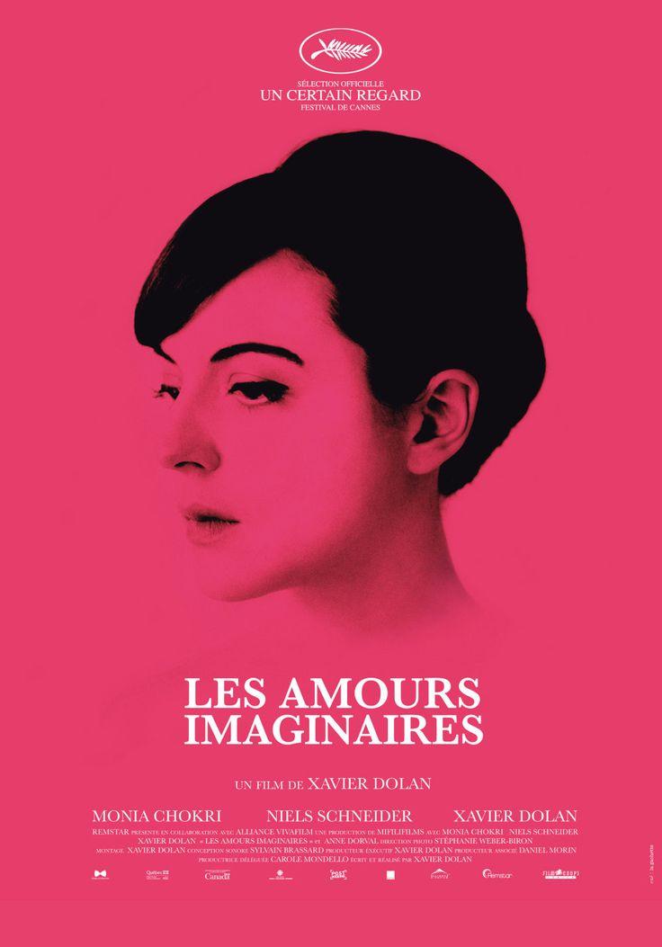 Les Amours Imaginaires, Xavier Dolan [2010] poster #2