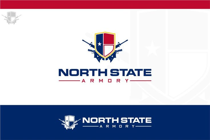 Create a logo for North State Armory, a tactical supply company. by hrvhegy