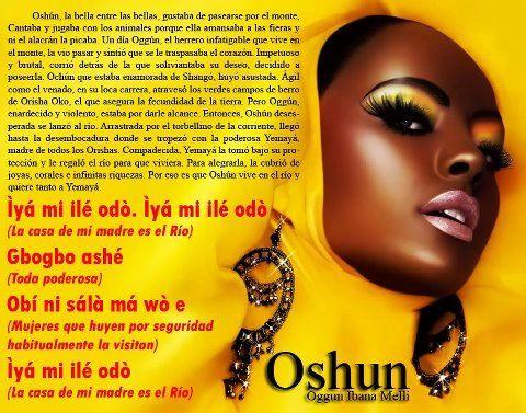 Oshun Santeria images