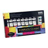 Liquitex Complete Classic Heavy Body Acrylic Paint Set