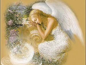 Есть ли ангелы-хранители? - Ярмарка Мастеров - ручная работа, handmade