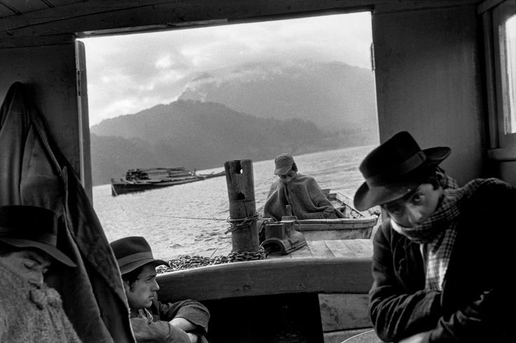 CHILE. Chiloe Island. 1954-1955.