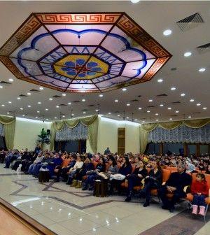"""Pendik Belediyesinin düzenlediği kültür etkinliğinde Araştırmacı-Yazar Talha Uğurluel, 'Sultan 2. Abdülhamit Han' konulu interaktif bir konferans verdi. 2. Abdülhamit'in dindarlığı yanında ilk defa tiyatro oynatacak kadar sanatla ilgili olduğunu söyleyen Uğurluel, """"Dünyanın dört bir yanında başta saat...      Kaynak: http://www.kartal24.com/2013/02/page/2/#ixzz2K82J968i"""