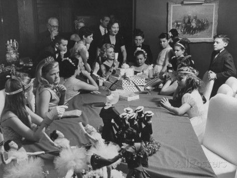 Francesca Hilton with Mother Zsa Zsa Gabor and Friends at Her 11th Birthday Party. & http://www.imdb.com/media/rm4137129984/nm0385251