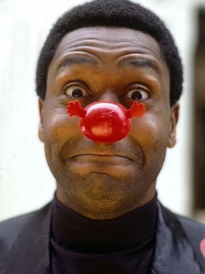 Lenny Henry. A recent research project carried out at the University of East Anglia proves that Lenny Henry last said something mildly amusing in 1985