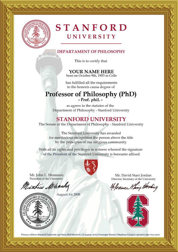 university graduation certificate template