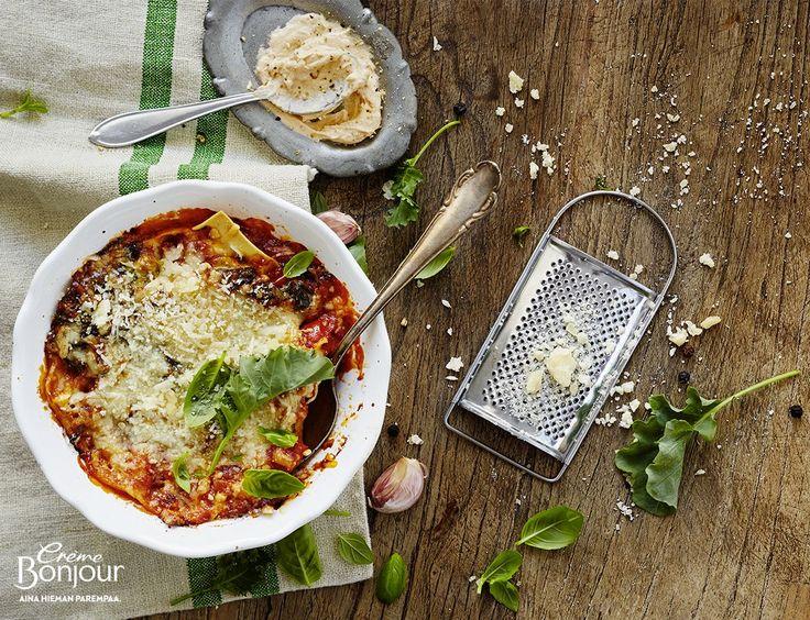 Bloggaa ja kokkaa -kisan voittajan, Sini Huttusen, resepti: