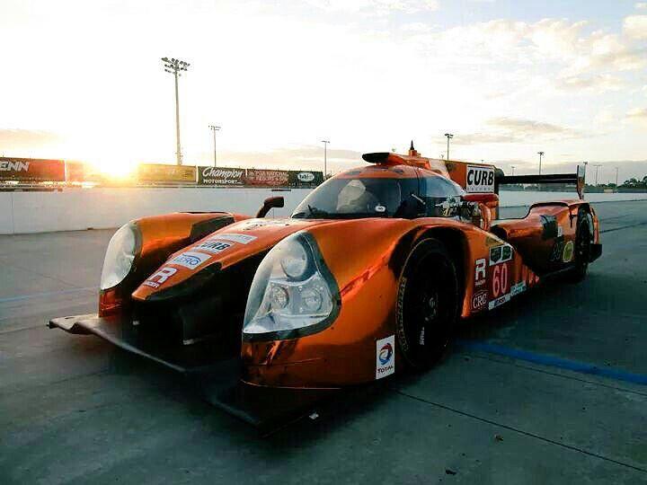Honda racing hpd