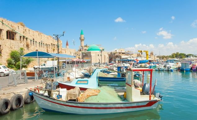 Port of Acre, Izrael
