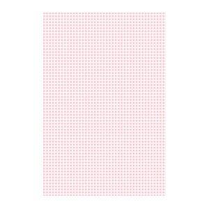 Karton kétoldalas HEYDA  A4 200g  Kockás rózsaszín    204774622
