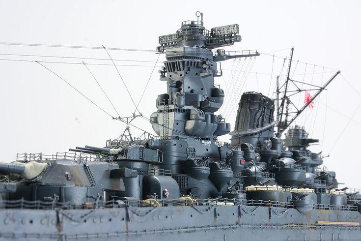 戦艦武蔵 捷一号作戦仕様