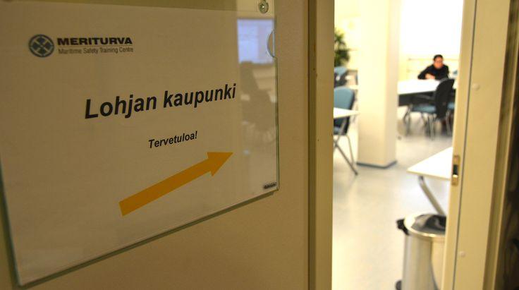 Uutta johtajuutta rakentamassa Lohjalla 5/2017.