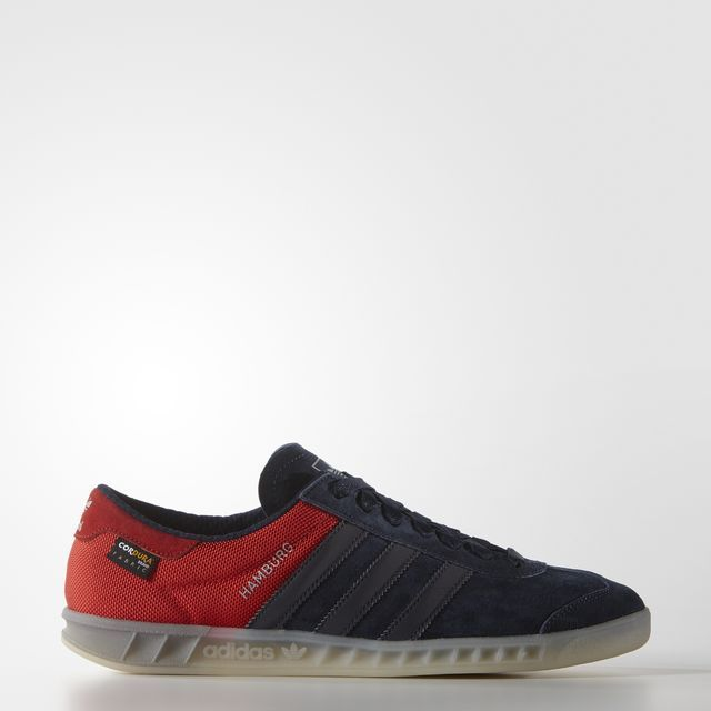adidas Hamburg Tech Shoes - Black | adidas UK