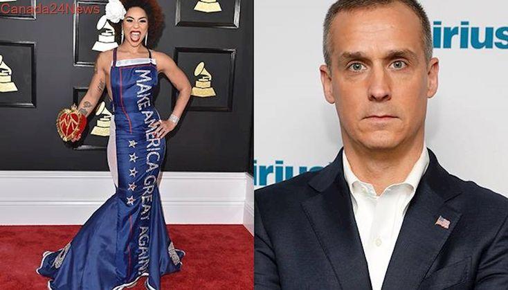 Singer Joy Villa files sexual assault complaint against Donald Trump's ex-campaign manager Corey Lewandowski