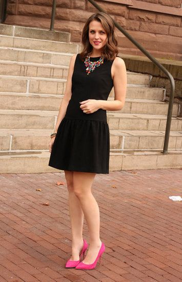 Looks of the Week!: Congrats, ppfgirl! Perfectly accessorized LBD.