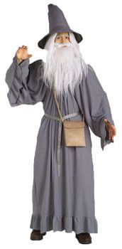 """Deluxe Gandalf """"Lord of the Rings/The Hobbit"""" Costume"""