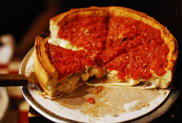 A comprehensive guide to Chicago pizza for 2015