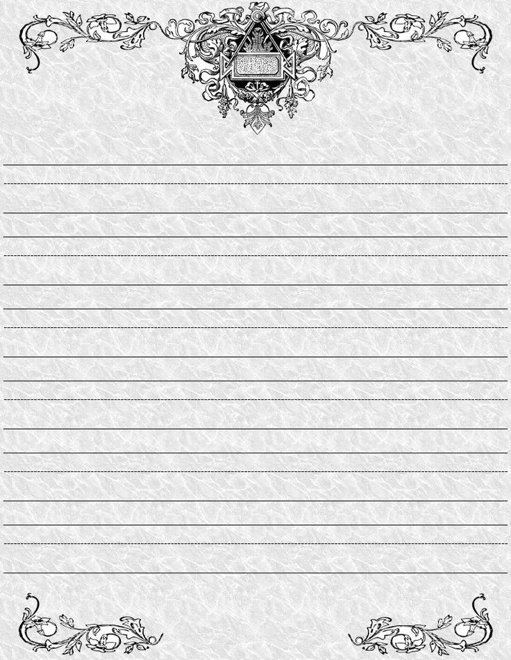25 best ideas about Stationary Printable – Free Printable Lined Stationary