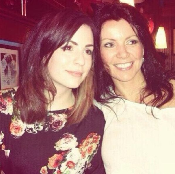 #throwback with the mama @Anne Cox x