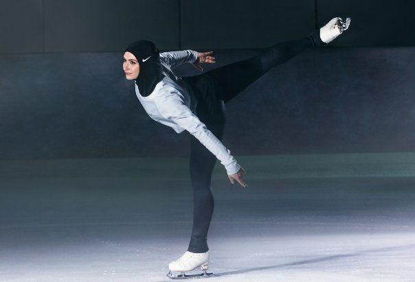Nike lança hijab para atletas muçulmanas