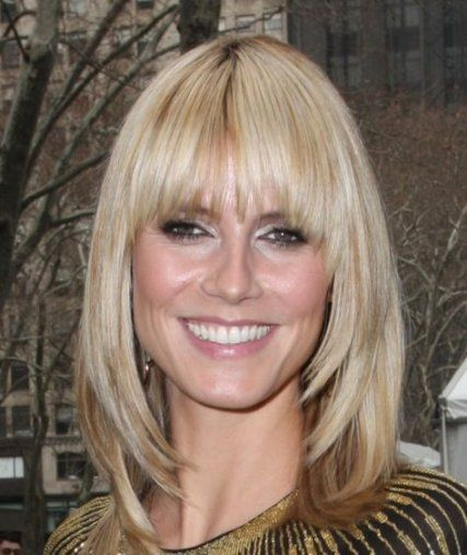 Hairstyles For Medium Length Hair With Fringe Blondes 54 Ideas – #blondes #fringe #hairstyles #ideas #length