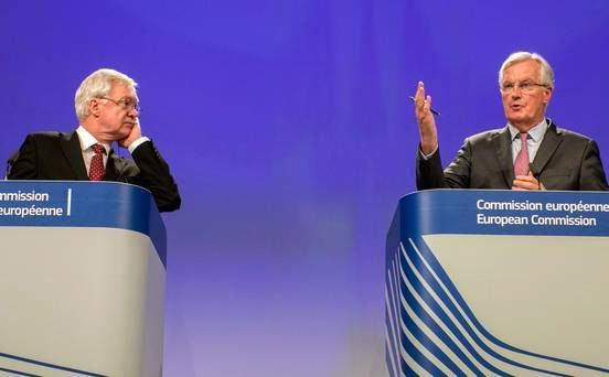 Brexit: EU to demand border moves to Irish Sea and Northern Ireland stays in single market - BelfastTelegraph.co.uk