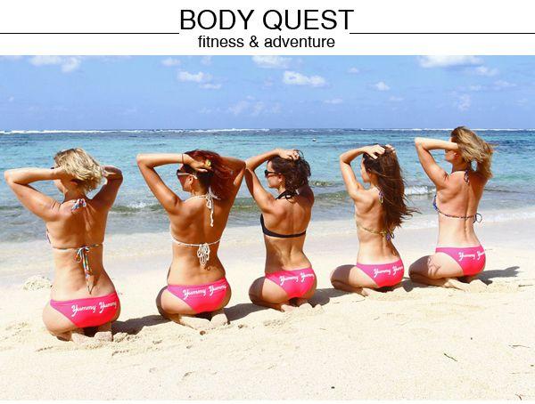 Проект Body Quest: Тело мечты за 10 дней