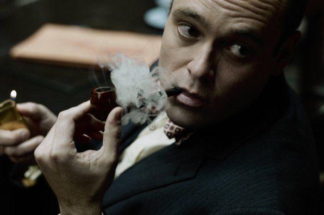 Still of David Dencik in Tinker Tailor Soldier Spy - DoP/Cinematographer Hoyte Van Hoytema