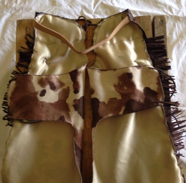 toddler chaps cowboy cowgirl costume  dress up by lilwesternworks, $35.00