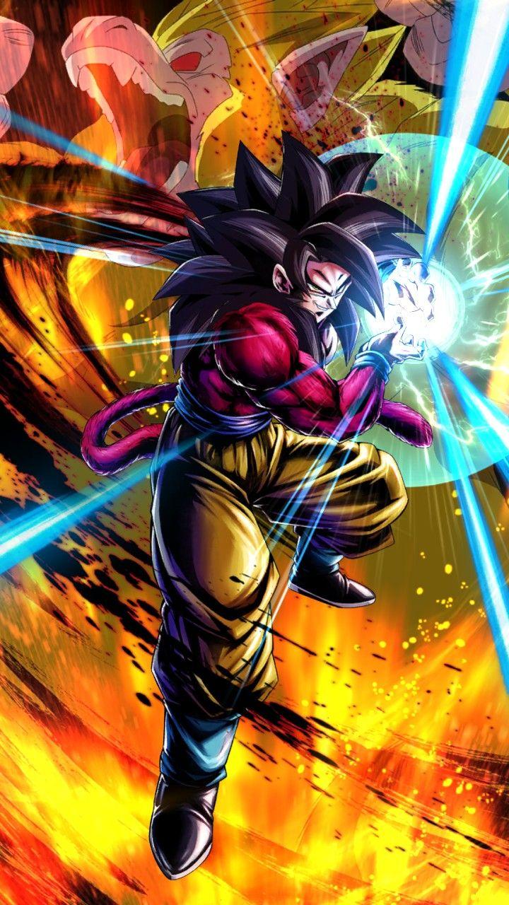 Goku Is A Strong Warrior Anime Dragon Ball Super Dragon Ball Goku Dragon Ball Z Iphone Wallpaper