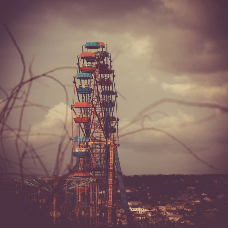 Abandoned Theme Parks, Photo, Abandoned