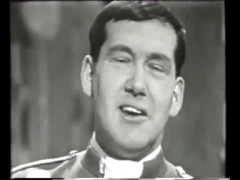 Eurovision 1966 United Kingdom - Kenneth McKellar - A Man Without Love - YouTube