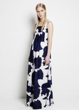 Marimekko  Product: Anis dress  Code:037438  Designer:Mika Piirainen  Pattern:Himavari  Pattern Designer:Katsuji Wakisaka  Material: 100% cotton  Sizes: 32-46