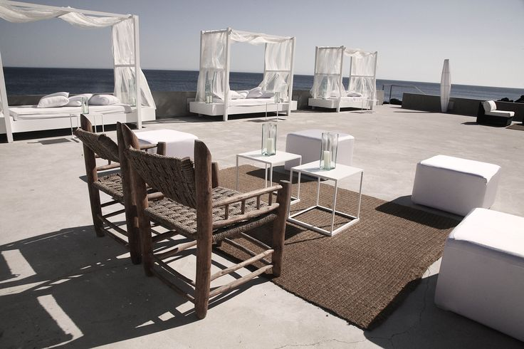 Wedding Sea Lounge @ Coconuts, Cascais #coconutswedding #cascais #casadomarques #wedding #seaview