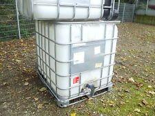 Plastikfass ggf. als Wassertank Regentonne Wasserbehälter 1000 l