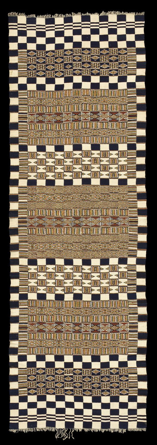 Woven for the Tuareg by Fulani Weavers, Inland Delta Region, Mali or Niger | First half, 20th Century |