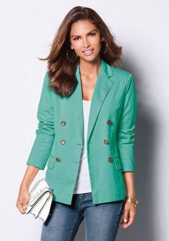 Sako s dlouhými rukávy #ModinoCZ #autumn #fall #fashion #trendy #stylish #fallfashion #moda #podzimnimoda #trend