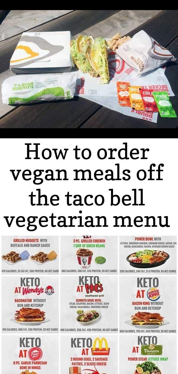 Bell Meals Menu Order Taco Vegan Vegetarian Taco Bell S New Vegan Friendly Menu Features Millions Of Vegetarian Menu Vegan Fast Food Fast Food Taco Bell