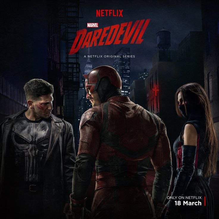 The First Netflix Daredevil Trailer Is Out: 15 Best The Punisher Images On Pinterest