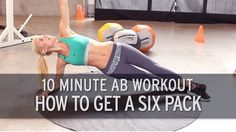 XHIT - 10 Minute Ab Workout: How to Get a Six Pack #abworkout #xhit #sixpack