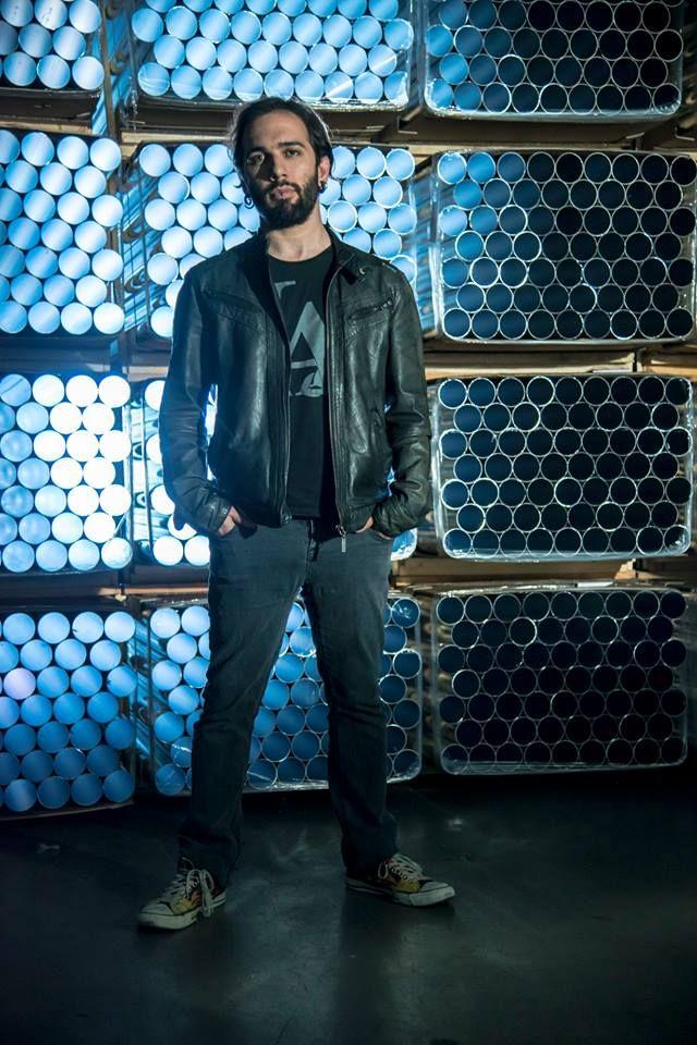 VIRTUAL SYMMETRY (Progressive Metal) • Marco Pastorino - Vocals