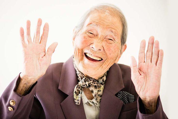 99歳のスマイル*家族写真*STUDIO TAKEBE