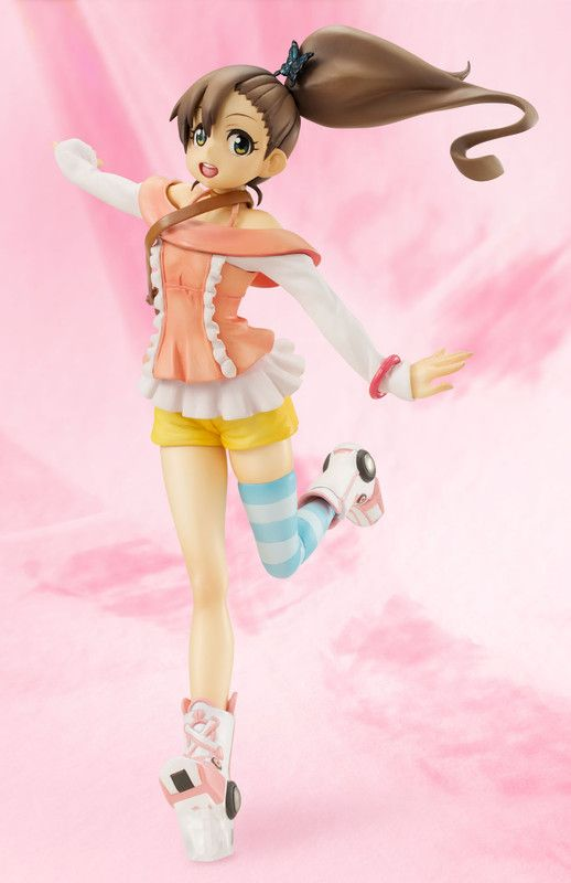 Excellent Model Super High-Speed Transforming Gyrozetter: Rinne Inaba 1/8 Scale