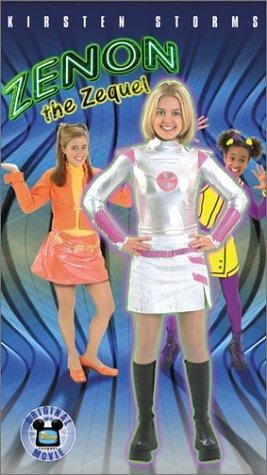 Zenon: The Zequel (2001) TV-G  -  A mischievous teenage girl living on a space station helps a group of homeless aliens. Director: Manny Coto Writers: Marilyn Sadler (book), Roger Bollen (book) -   Stars: Kirsten Storms, Shadia Simmons, Lauren Maltby  -  Comedy / Family / Adventure
